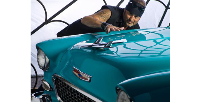 "Danny ""The Count"" Koker is the owner of Count's Kustoms, a hot rod restoration shop featured on the HISTORY series 'Counting Cars'."