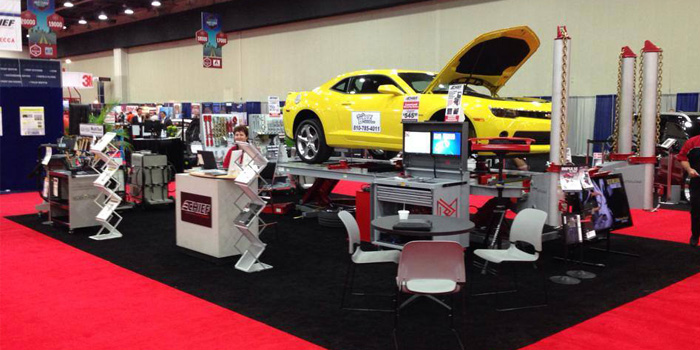 NACE | CARS 2015 attendees can take advantage of special offers on the Chief Automotive Technologies equipment. The event takes place July 21-25 at Cobo Center in Detroit.
