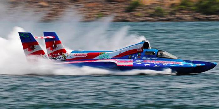 CARSTAR Group Making Waves with Boat Racing Circuit Run