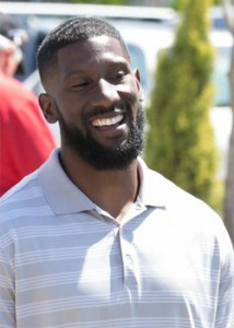 Marcus Trufant, former All-Pro cornerback for the Seattle Seahawks.