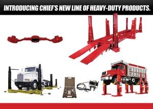 Chief Heavy Duty Line