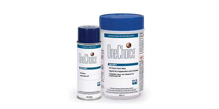 PPG Enhances OneChoice Line with UV Primer and Post Wipe