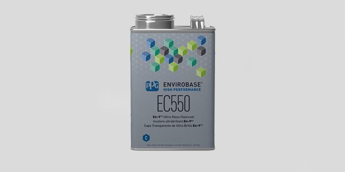PPG-EC550-Clearcoat