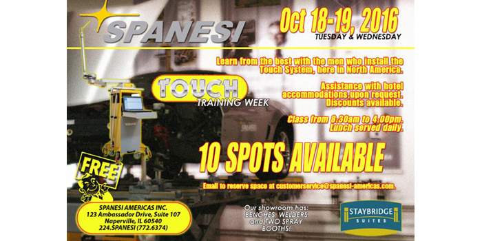 spanesi-touch-training