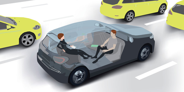 On-Demand Autonomous Electric Vehicles Will Dominate Roads by 2030 ...