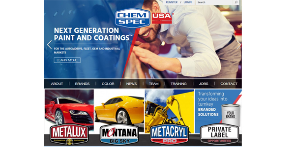ChemSpec USA Launches New Website