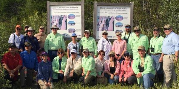 Axalta Mangrove Conservation