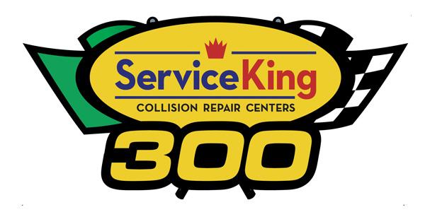 Service King 300 NASCAR race