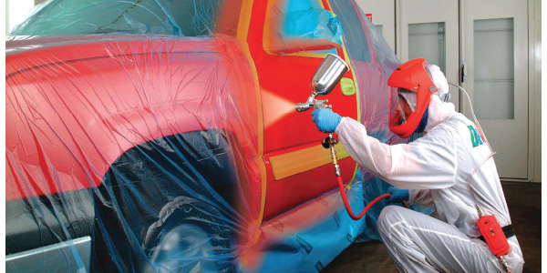 Did You Know These Types of Automotive Paints