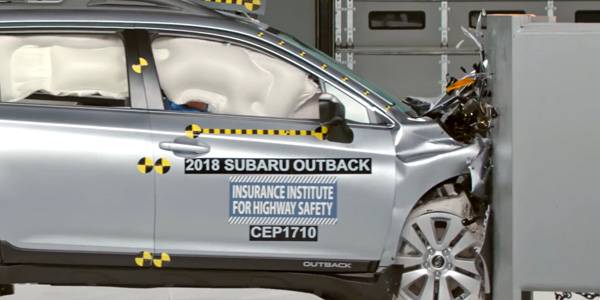 Iihs Safety Ratings >> Ten Midsize Cars Earn Good Ratings In New Iihs Passenger