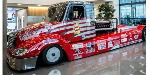 Fastest Diesel Truck >> Ppg Paints World S Fastest Diesel Truck