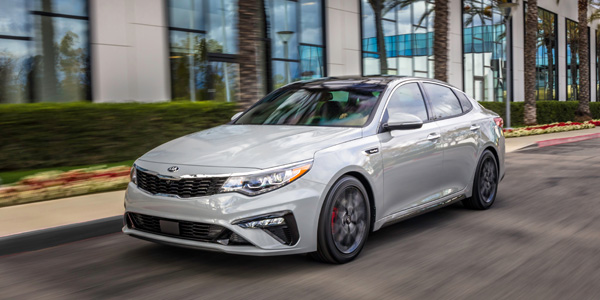 Redesigned Kia Optima Debuts At New York Auto Show With More Adas Features