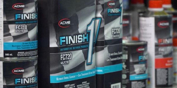 Martin Senour Finish 1 Automotive Refinish Products Combine
