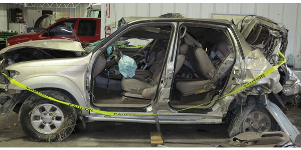 NTSB: Collision-Avoidance System Might Have Prevented Fatal 2016