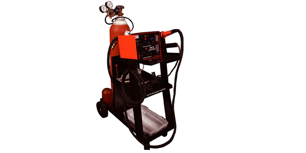 New Cal 45 Plastic Welder Offers Full Capabilities, Low Price