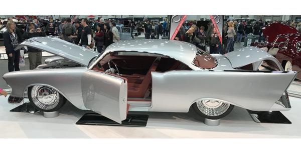 Sema Car Show >> Ppg Offers Stars Cars Seminars At Sema Show Bodyshop