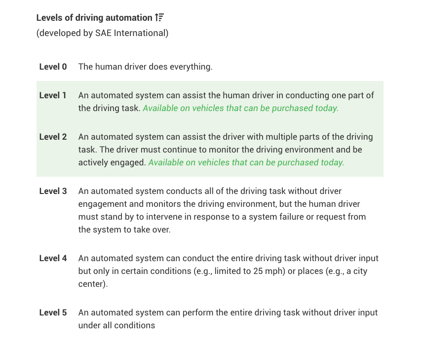 New Studies Highlight Driver Confusion About Automated