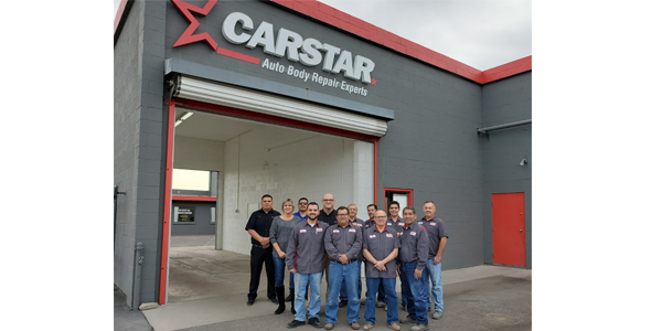 Carstar Bill Alexander Ford Opens In Yuma Ariz
