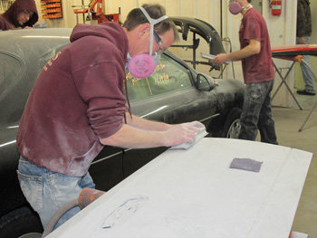 Profit in the Paint Shop Series: Sanding Fundamentals - Body